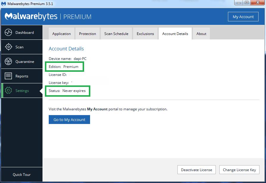 anh malwarebytes premium da duoc active 3
