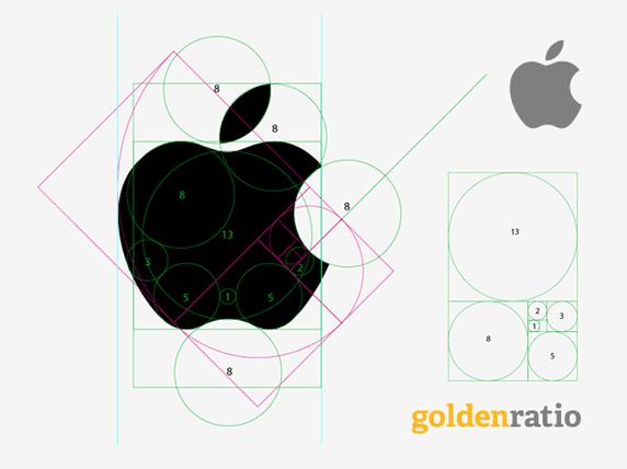 logo apple theo ti le vang 2